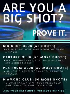 Big Shot Club Advertisement